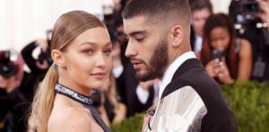 Zayn Malik welcomes Baby Girl with Gigi Hadid f
