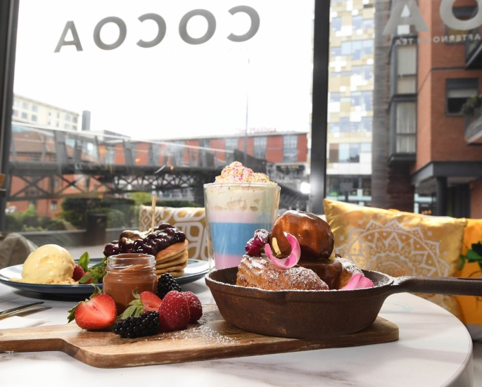 15 Halal Restaurants to Visit in Birmingham - Cocoa by Ali