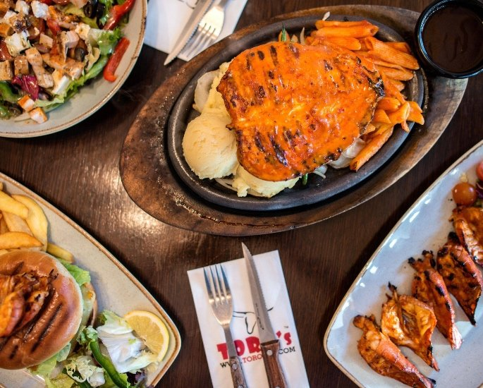 15 Halal Restaurants to Visit in Birmingham - Toro's Steakhouse