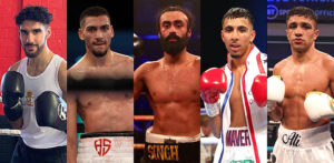 15 Most Promising British Asian Boxers - F