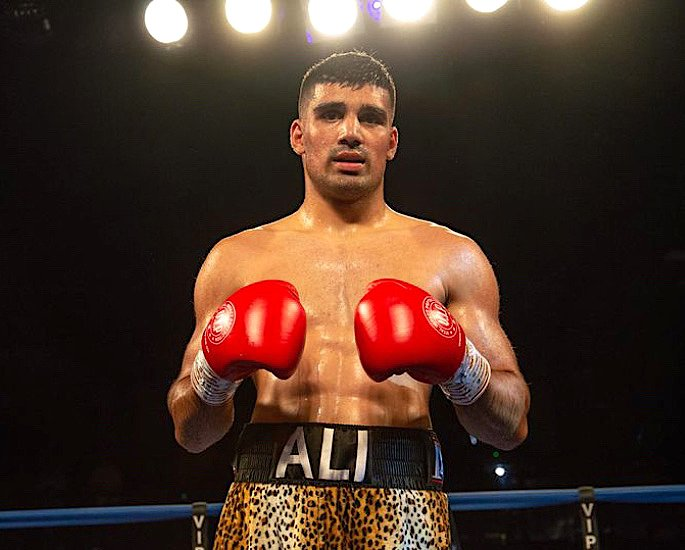 15 Most Promising British Asian Boxers - IA 1