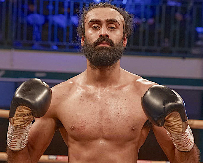 15 Most Promising British Asian Boxers - IA 13