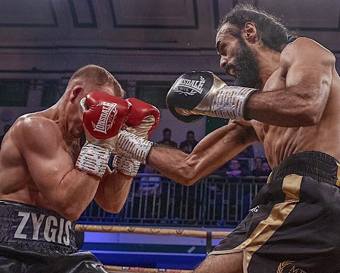 15 Most Promising British Asian Boxers - IA 14