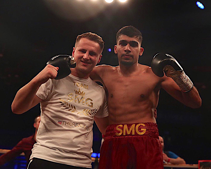 15 Most Promising British Asian Boxers - IA 15