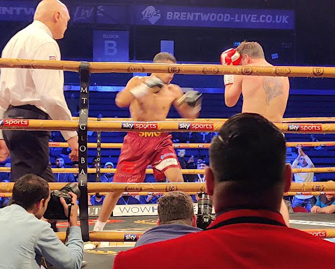 15 Most Promising British Asian Boxers - IA 16