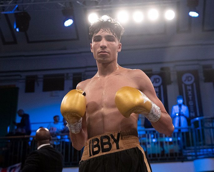 15 Most Promising British Asian Boxers - IA 17