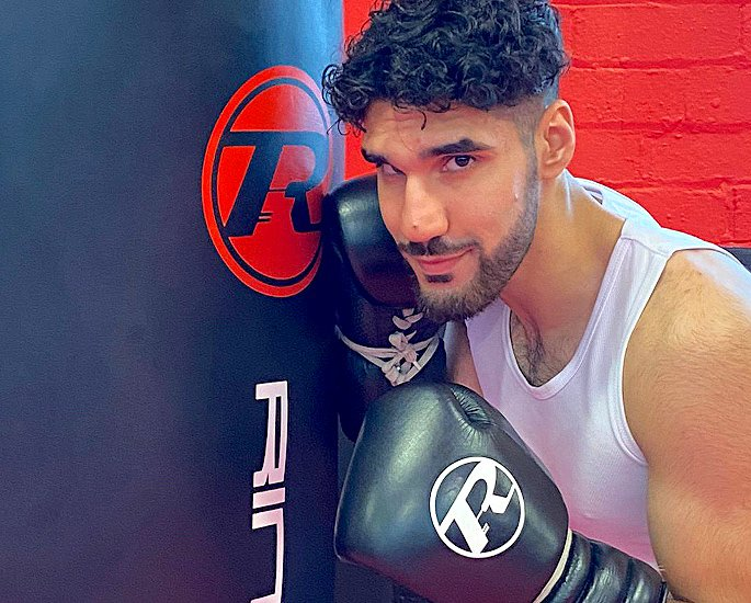 15 Most Promising British Asian Boxers - IA 21