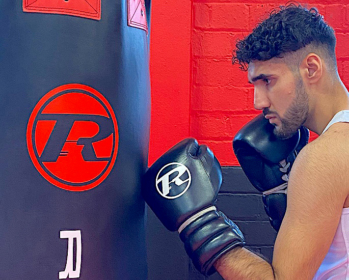 15 Most Promising British Asian Boxers - IA 22