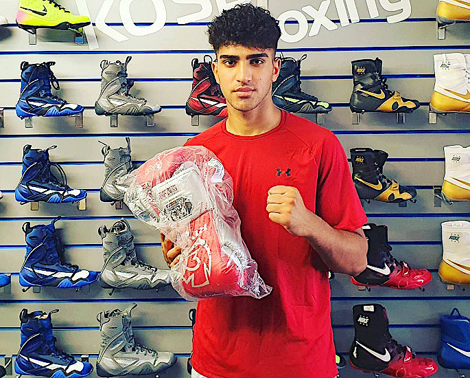 15 Most Promising British Asian Boxers - IA 26