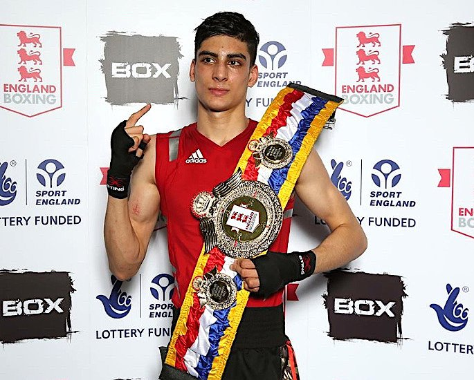15 Most Promising British Asian Boxers - IA 28