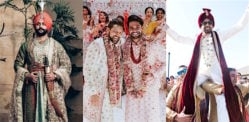 20 Amazing Photos of Desi Grooms Worth a Look