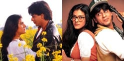 25 Years of DDLJ: SRK & Kajol's London Statue to be Unveiled