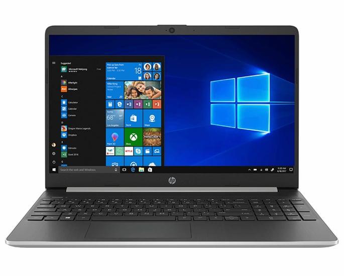 5 शीर्ष लैपटॉप घर से काम करने के लिए बढ़िया - hp