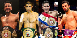 6 Famous British Asian Boxers In The Ring