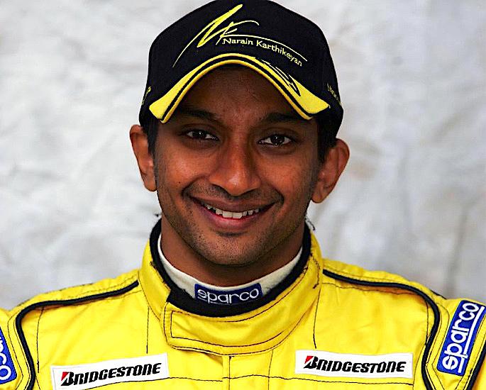 6 Top Indian Racing Drivers in the Fast Lane - IA 1