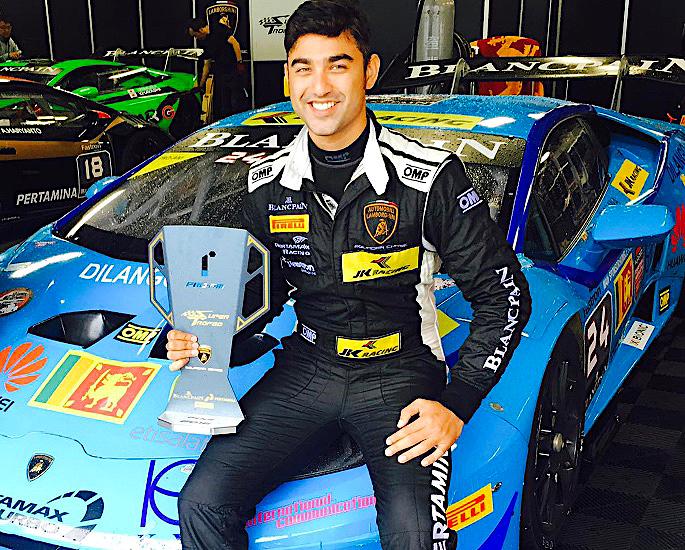 6 Top Indian Racing Drivers in the Fast Lane - IA 11