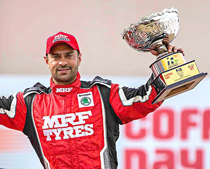 6 Top Indian Racing Drivers in the Fast Lane - IA 4