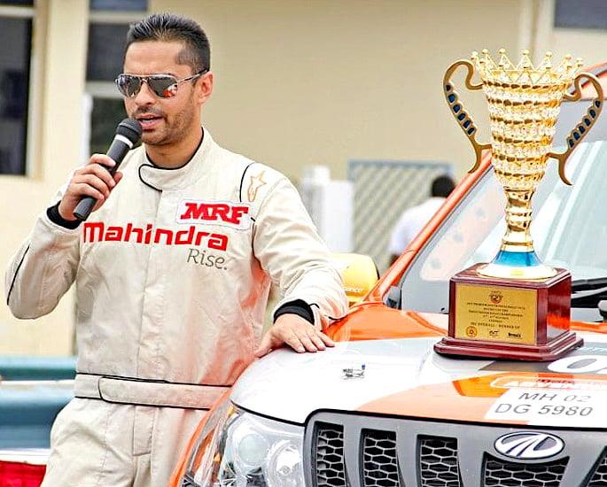 6 Top Indian Racing Drivers in the Fast Lane - IA 5
