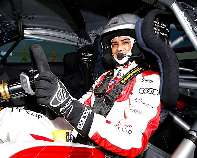 6 Top Indian Racing Drivers in the Fast Lane - IA 7