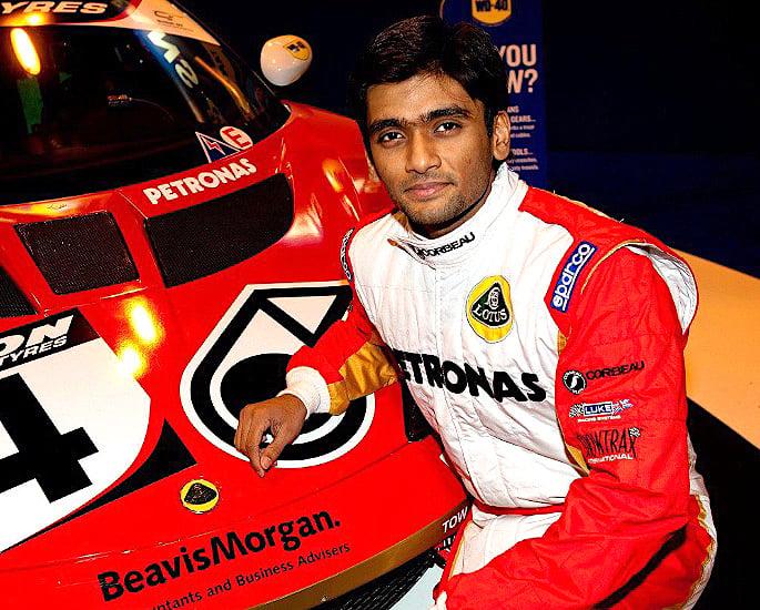 6 Top Indian Racing Drivers in the Fast Lane - IA 8
