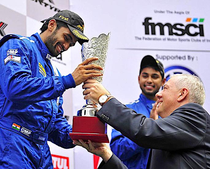 6 Top Indian Racing Drivers in the Fast Lane - IA 9