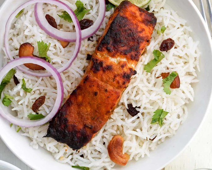 7 Indian Fish Dishes to Make at Home - salmon