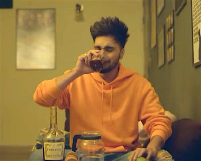 Are Punjabi Songs Glamorising Alcohol? peg