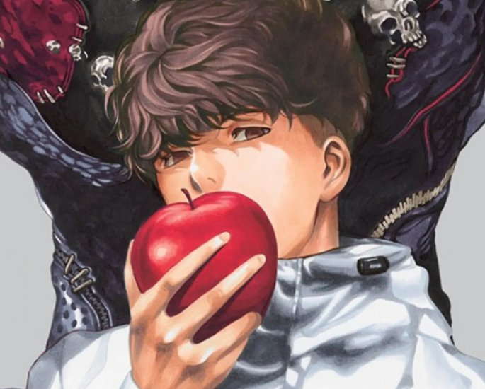 Best Comics Loved by South Asians - death note