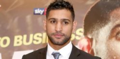 Boxer Amir Khan looking at a Move into Politics?