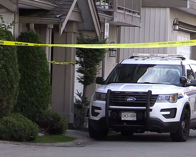 Canadian Indian faces Murder Charges after Family Stabbings - House