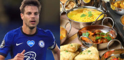 Cesar Azpilicueta reveals 'bad' 1st experience with Indian Food