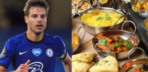Cesar Azpilicueta reveals 'bad' 1st experience with Indian Food f