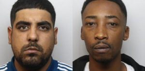 Drug Dealers caught in Park with 99 Wraps of Heroin f