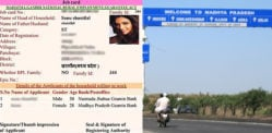 Fraudsters using Deepika Pic on fake Job Cards for Benefits