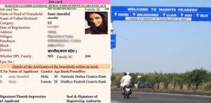 Fraudsters using Deepika Pic on fake Job Cards to claim Benefits f