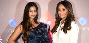 Gauri Khan reacts to Suhana's 'End Colourism' Post f