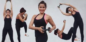 Gets Your Abs Toned with Yasmin Karachiwala's Exercises f