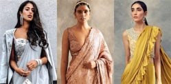 Gorgeous Saree Fashion Trends for 2021