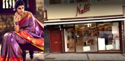 Indian Saree firm Nalli Silks opens first UK Store
