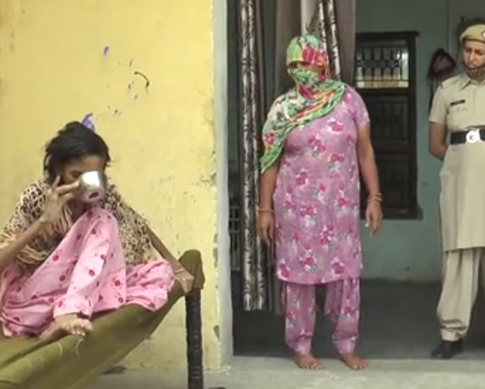 Indian Wife was locked by Husband in Toilet for 1.5 Years - drink