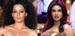 Kangana recalls how Priyanka Treated her on Sets of 'Fashion'