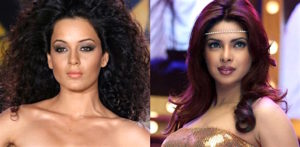 Kangana recalls how Priyanka Treated her on the Sets of Fashion f