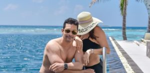Neha is 'Worried' seeing Angad with Woman in Black Bikini f