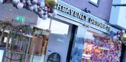 New £400k Heavenly Desserts opens in Manchester