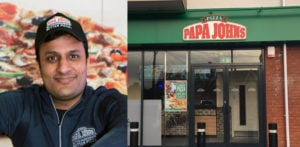 Papa John's Franchisee allegedly stole £250k Taxpayers' Cash f