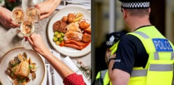 Police to Stop Christmas Gatherings if they Breach Restrictions