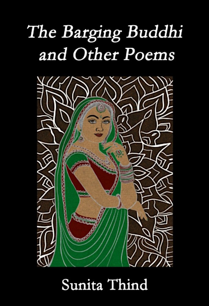 Sunita Thind talks Poetry and BAME Representation- cover