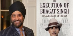 'The Execution of Bhagat Singh' by Satvinder Singh Juss f