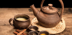 The History of Tea in India f