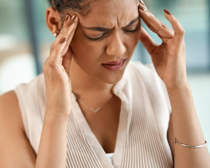 پیدائش پر قابو پانے کی گولی کے منفی اثرات - سر درد